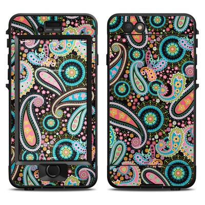 Lifeproof iPhone 6 Nuud Case Skin - Crazy Daisy Paisley