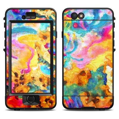 Lifeproof iPhone 6 Nuud Case Skin - Dawn Dance