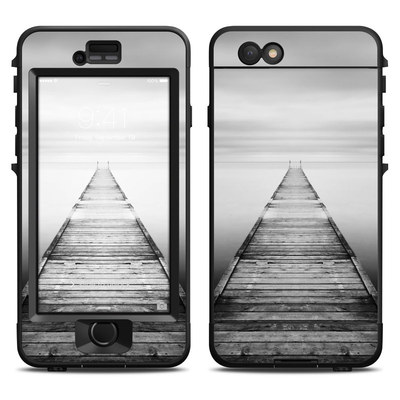 Lifeproof iPhone 6 Nuud Case Skin - Dock