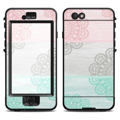 Lifeproof iPhone 6 Nuud Case Skin - Doily