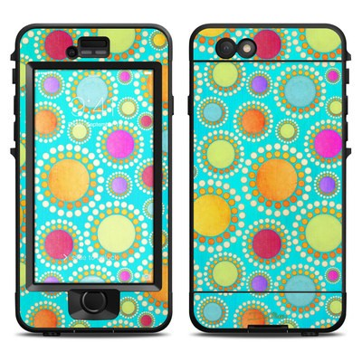 Lifeproof iPhone 6 Nuud Case Skin - Dot To Dot