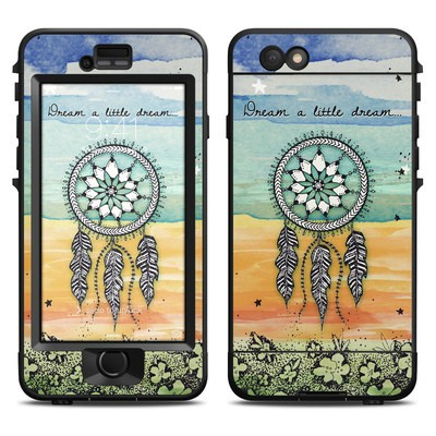Lifeproof iPhone 6 Nuud Case Skin - Dream A Little