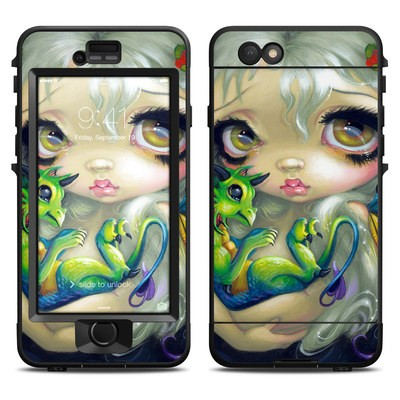 Lifeproof iPhone 6 Nuud Case Skin - Dragonling