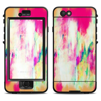 Lifeproof iPhone 6 Nuud Case Skin - Electric Haze