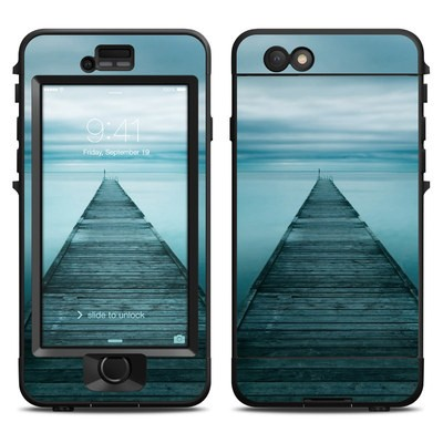 Lifeproof iPhone 6 Nuud Case Skin - Evening Stillness