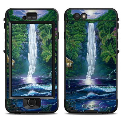 Lifeproof iPhone 6 Nuud Case Skin - In The Falls Of Light