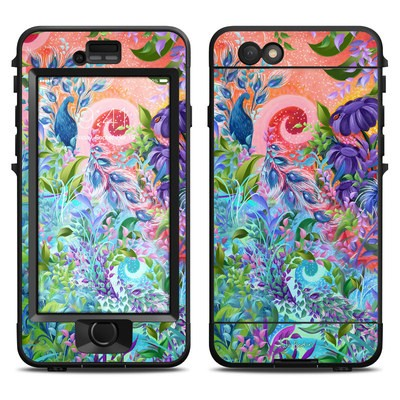 Lifeproof iPhone 6 Nuud Case Skin - Fantasy Garden