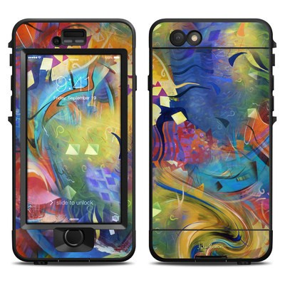 Lifeproof iPhone 6 Nuud Case Skin - Fascination