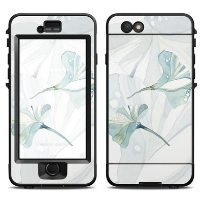 Lifeproof iPhone 6 Nuud Case Skin - Floating Gingko