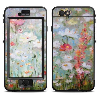 Lifeproof iPhone 6 Nuud Case Skin - Flower Blooms