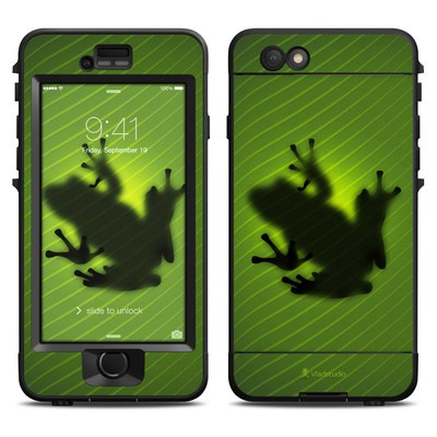 Lifeproof iPhone 6 Nuud Case Skin - Frog