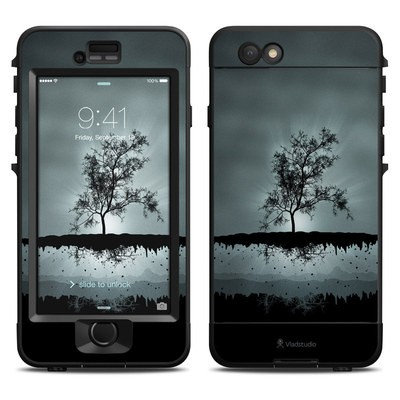 Lifeproof iPhone 6 Nuud Case Skin - Flying Tree Black
