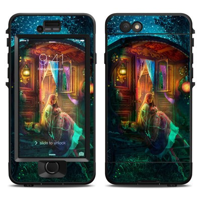 Lifeproof iPhone 6 Nuud Case Skin - Gypsy Firefly