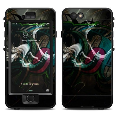 Lifeproof iPhone 6 Nuud Case Skin - Graffstract