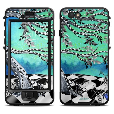 Lifeproof iPhone 6 Nuud Case Skin - Haunted Tree
