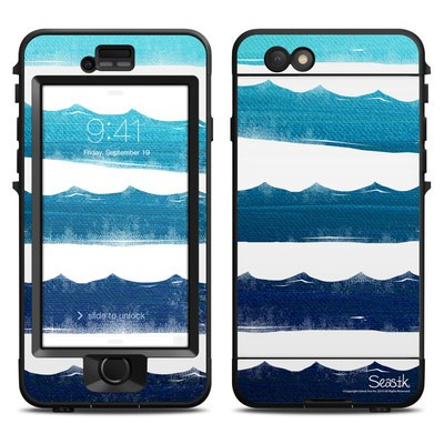 Lifeproof iPhone 6 Nuud Case Skin - Horizon Lines