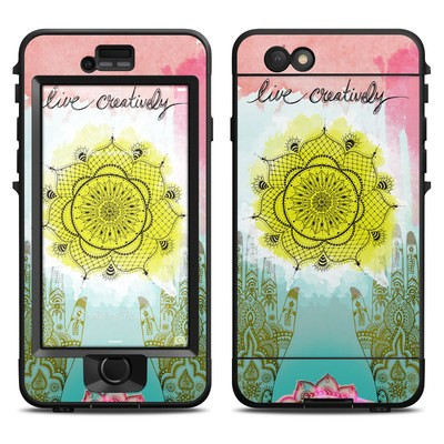 Lifeproof iPhone 6 Nuud Case Skin - Live Creative