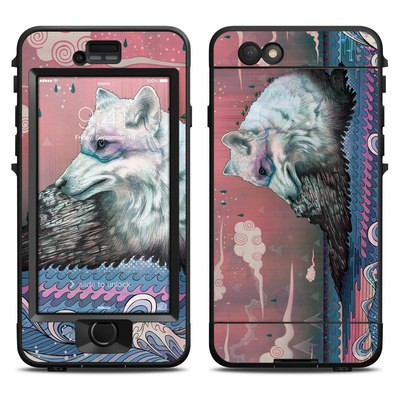 Lifeproof iPhone 6 Nuud Case Skin - Lone Wolf