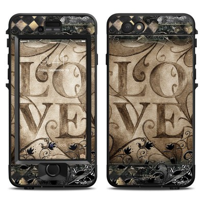 Lifeproof iPhone 6 Nuud Case Skin - Love's Embrace