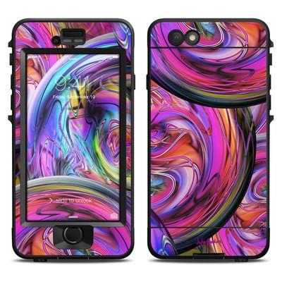 Lifeproof iPhone 6 Nuud Case Skin - Marbles