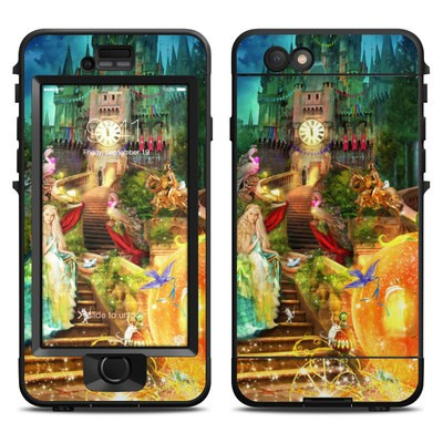 Lifeproof iPhone 6 Nuud Case Skin - Midnight Fairytale