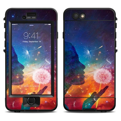 Lifeproof iPhone 6 Nuud Case Skin - Million Stars