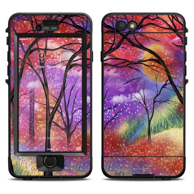 Lifeproof iPhone 6 Nuud Case Skin - Moon Meadow