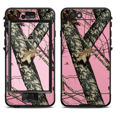 Lifeproof iPhone 6 Nuud Case Skin - Break-Up Pink