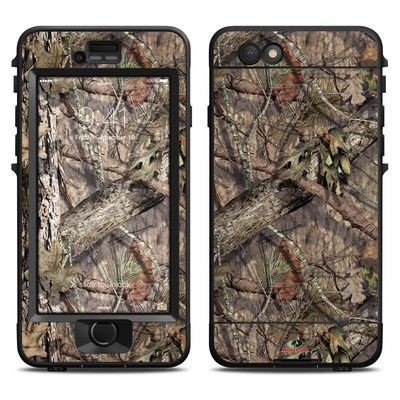 Lifeproof iPhone 6 Nuud Case Skin - Break-Up Country