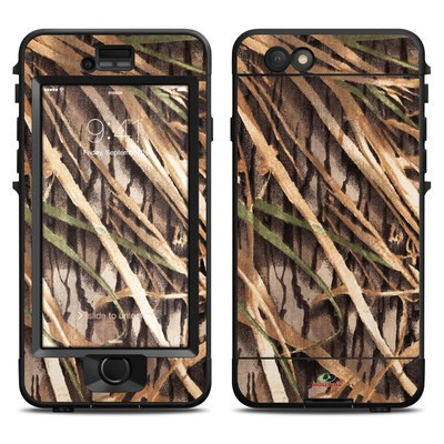 Lifeproof iPhone 6 Nuud Case Skin - Shadow Grass