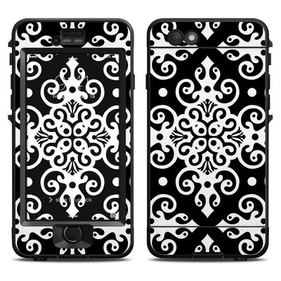 Lifeproof iPhone 6 Nuud Case Skin - Noir