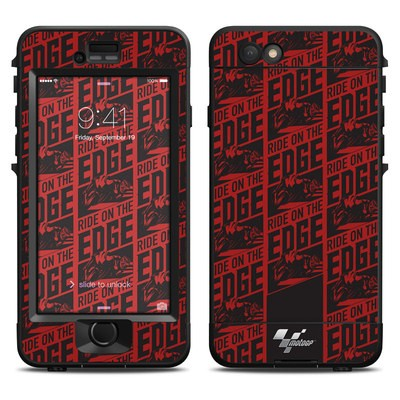 Lifeproof iPhone 6 Nuud Case Skin - On the Edge