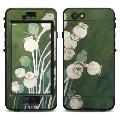 Lifeproof iPhone 6 Nuud Case Skin - Poppy Pods