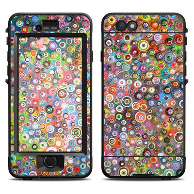 Lifeproof iPhone 6 Nuud Case Skin - Round and Round