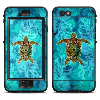 Lifeproof iPhone 6 Nuud Case Skin - Sacred Honu