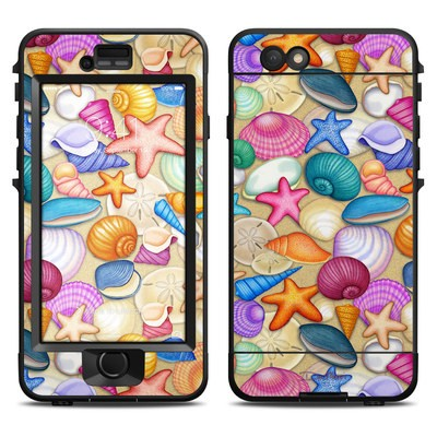 Lifeproof iPhone 6 Nuud Case Skin - Shells