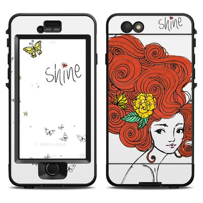 Lifeproof iPhone 6 Nuud Case Skin - Shine