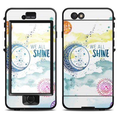 Lifeproof iPhone 6 Nuud Case Skin - Shine On