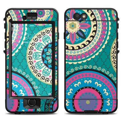 Lifeproof iPhone 6 Nuud Case Skin - Silk Road