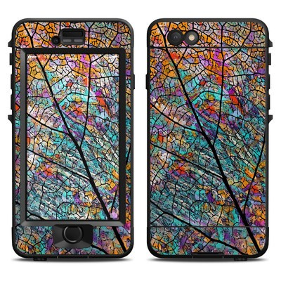 Lifeproof iPhone 6 Nuud Case Skin - Stained Aspen