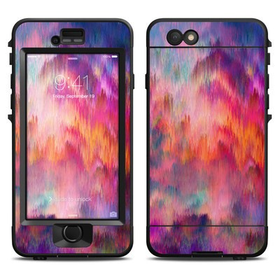 Lifeproof iPhone 6 Nuud Case Skin - Sunset Storm