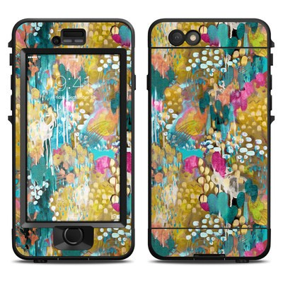 Lifeproof iPhone 6 Nuud Case Skin - Sweet Talia
