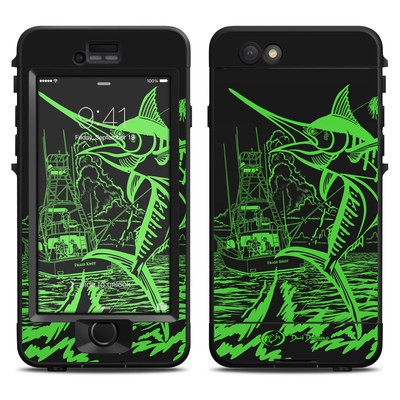 Lifeproof iPhone 6 Nuud Case Skin - Tailwalker
