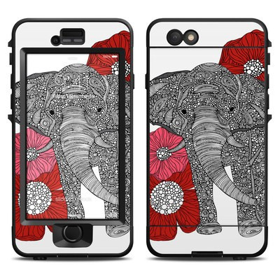Lifeproof iPhone 6 Nuud Case Skin - The Elephant