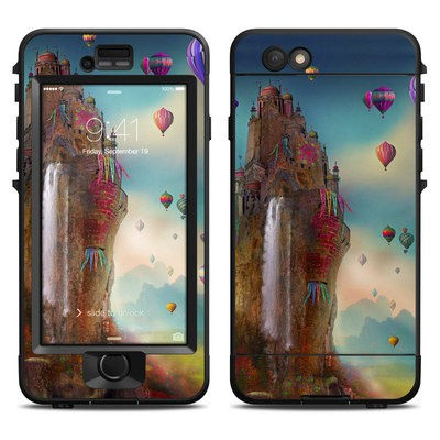 Lifeproof iPhone 6 Nuud Case Skin - The Festival