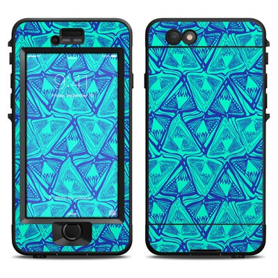 Lifeproof iPhone 6 Nuud Case Skin - Tribal Beat