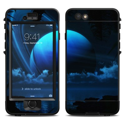 Lifeproof iPhone 6 Nuud Case Skin - Tropical Moon