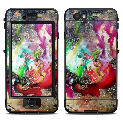 Lifeproof iPhone 6 Nuud Case Skin - Universe