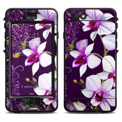 Lifeproof iPhone 6 Nuud Case Skin - Violet Worlds