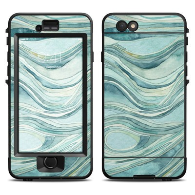 Lifeproof iPhone 6 Nuud Case Skin - Waves